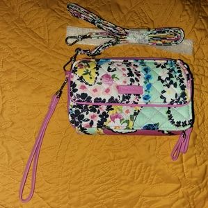 Vera Bradley Crossbody Wallet/Purse